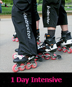 1 Day Intensive skating lessons