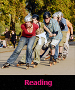 Skating lessons in Reading