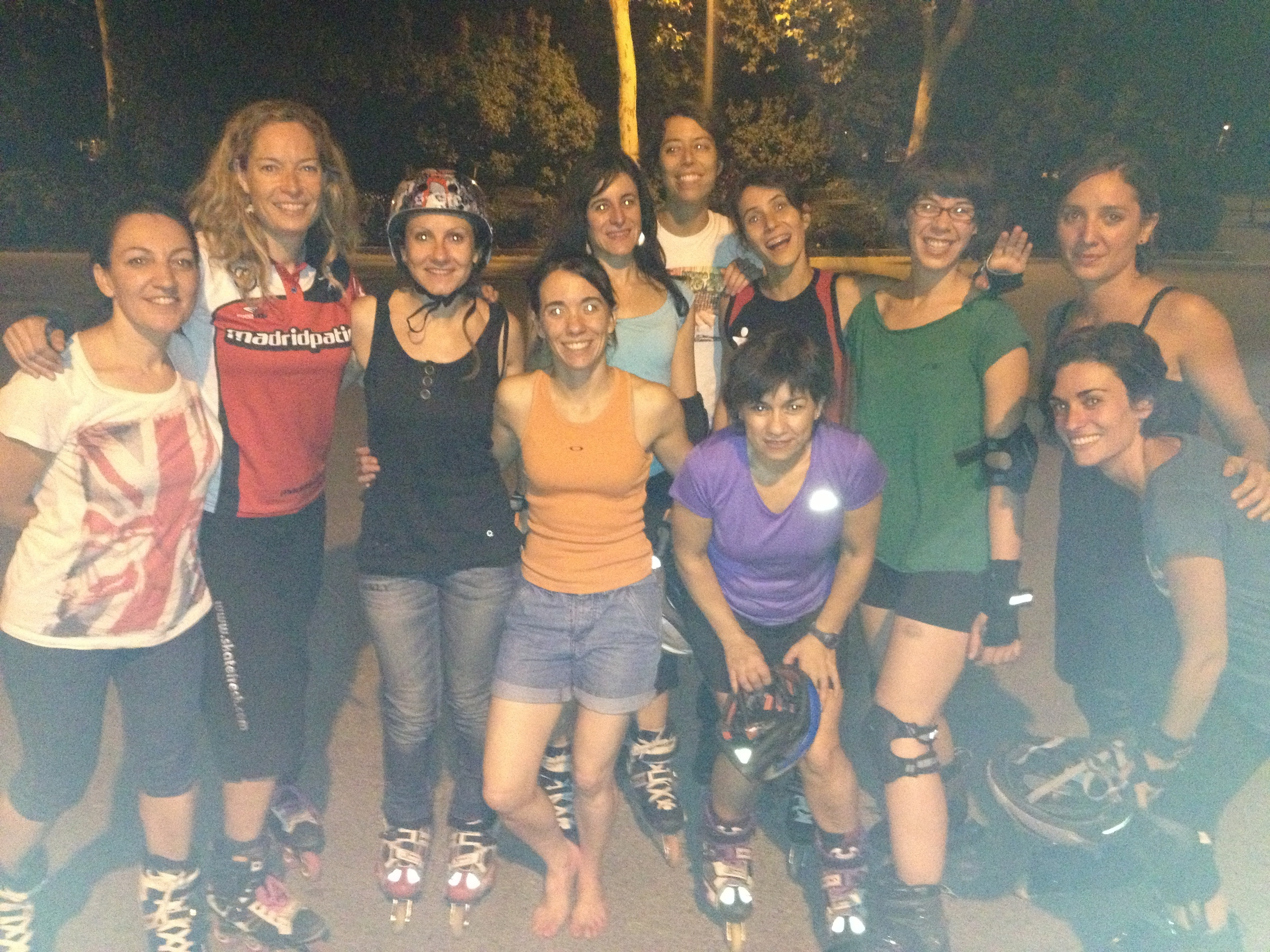 Advanced SkateDance in Spain
