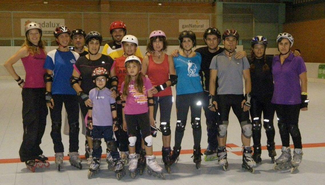 Valladolid inline skate workshop