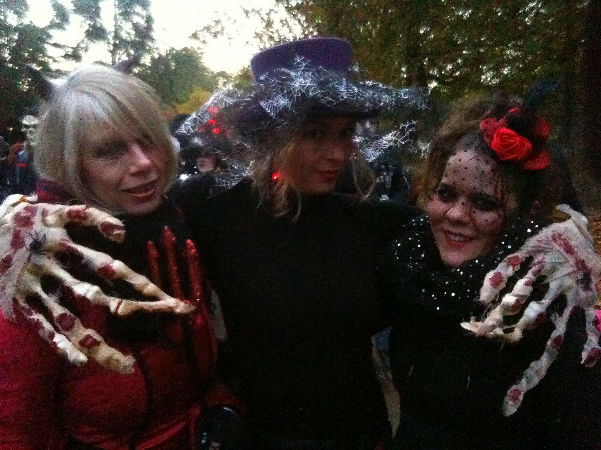 Halloween Skate 2012