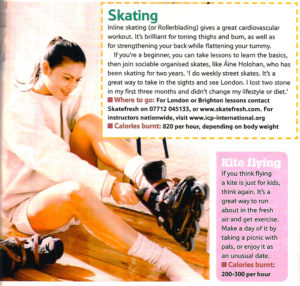 Tesco Magazine Skatefresh Jan/Feb 2006