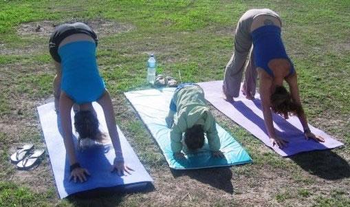 Asha Skatefresh yoga