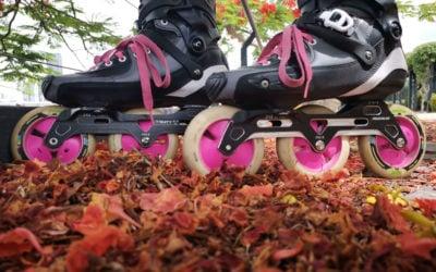 I've got new skates! – Powerslide Tau Trinity Skates Review
