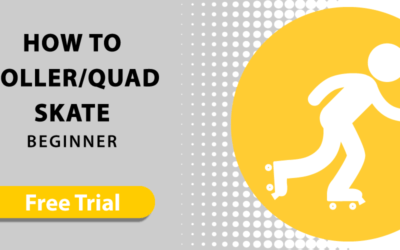 How to Quad / Roller Skate – Beginner – FREE TRIAL