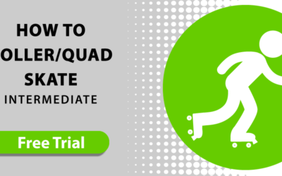 How to Quad / Roller Skate – Intermediate – FREE TRIAL