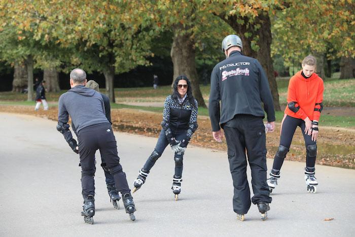 How to skate for fitness with Skatefresh online skate school