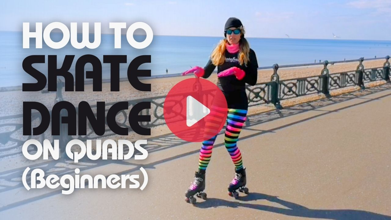 How to skate dance for beginners video tutorial